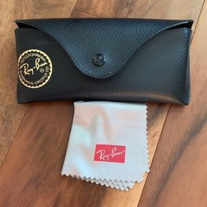 Ray Ban CASE only - Black